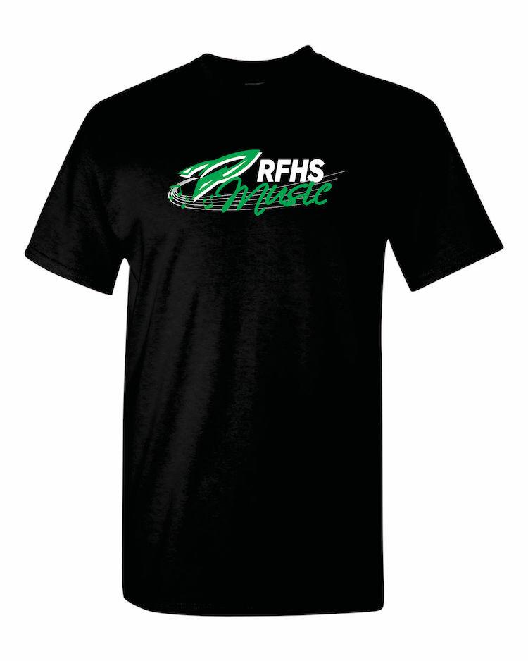 Rock Falls Music T-Shirt