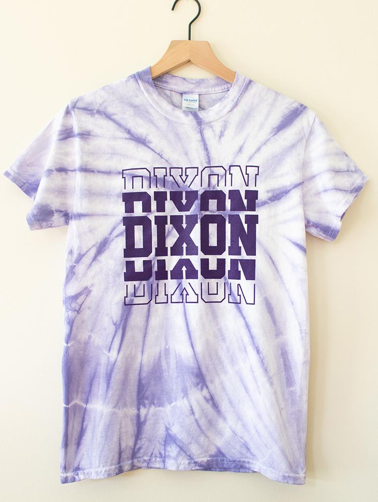 Dixon Tie-Dye Shirt