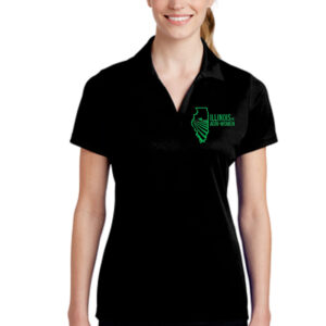 Illinois Agri Women Ladies Sport Tek Polo