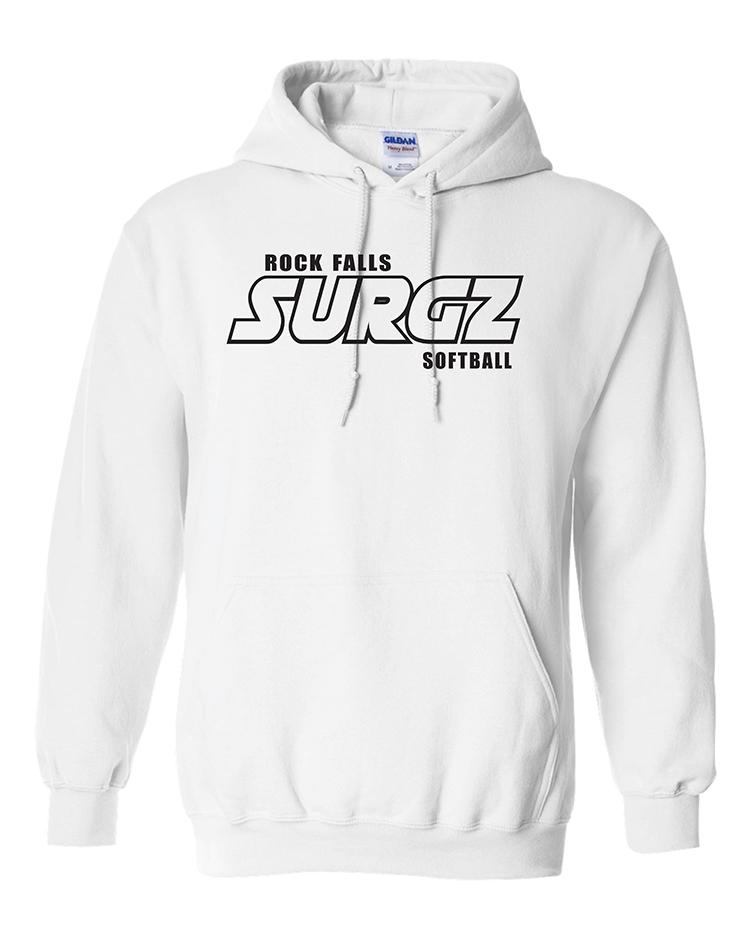 Rock Falls Surgz Hoodie