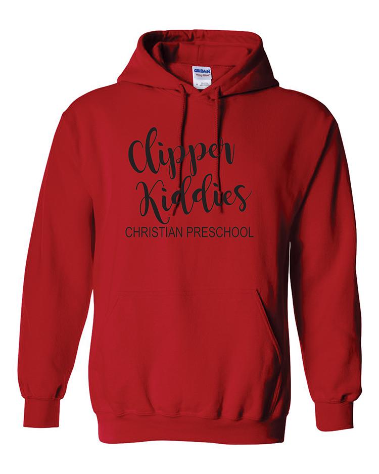 Amboy Clipper Kiddies Hoodie