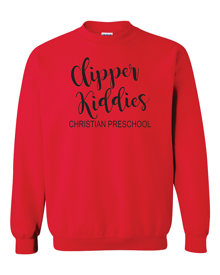 Amboy Clipper Kiddies Crewneck