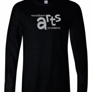Woodlawn Arts Long Sleeve T-Shirt