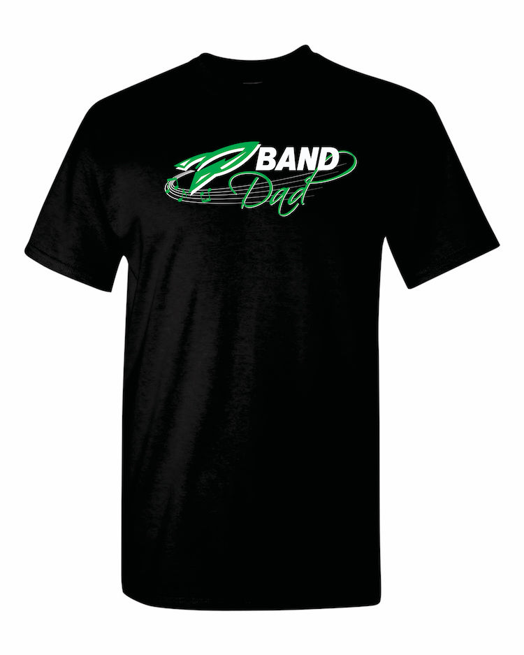 Rock Falls Music Dad T-Shirt
