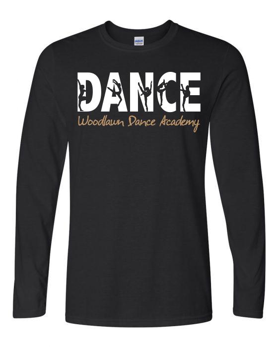 Woodlawn Dance Academy LS T-Shirt