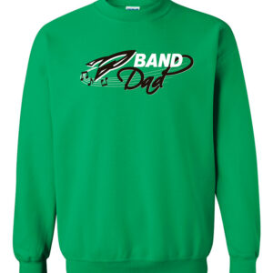 Rock Falls Music Dad Crewneck
