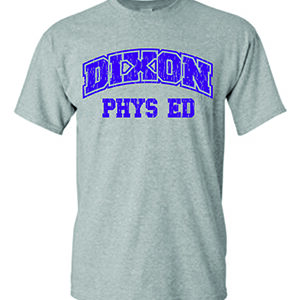 Dixon Gym T-Shirt