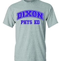 Dixon Gym Uniform