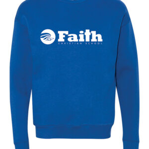 Faith Christian Bella Canvas Crewneck