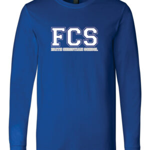 Faith Christian Long Sleeve T-shirt