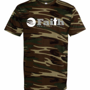 Faith Christian Camo T-Shirt