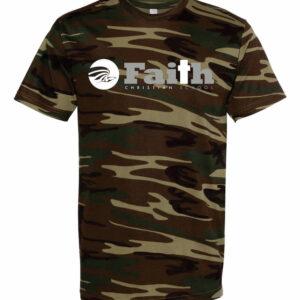 Faith Christian Camo T-Shirt