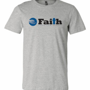 Faith Christian Athletic Heather T-Shirt
