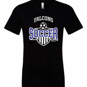 Faith Christian Soccer T-Shirt
