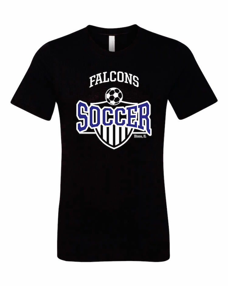 Faith Christian Soccer T-Shirt