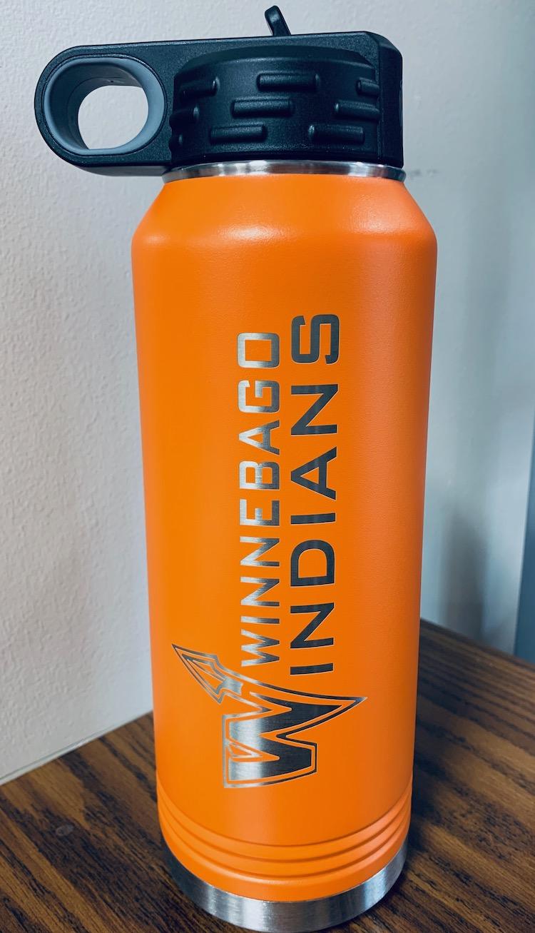 Winnebago Polar Camel Water Bottle