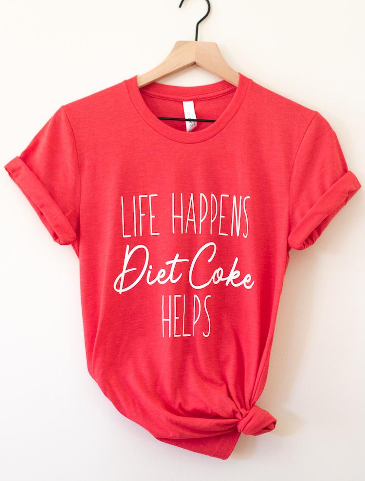 Life Happens T-Shirt
