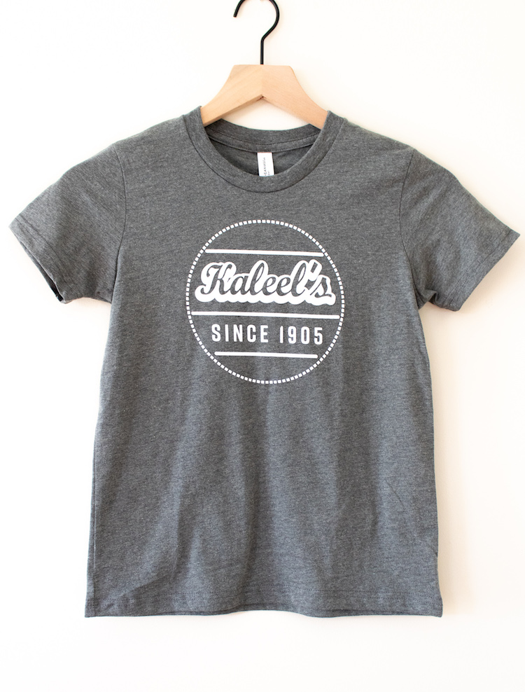 Kaleel's Since 1905 Youth T-Shirt