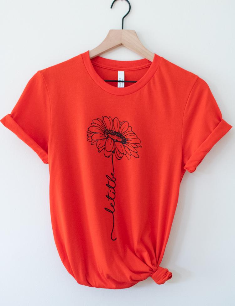 Let It Be T-Shirt