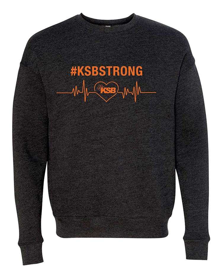 KSB Strong Bella Crewneck
