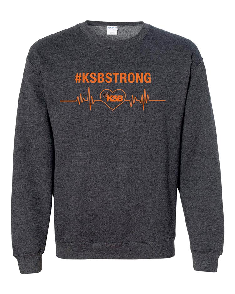 KSB Strong Gildan Crewneck