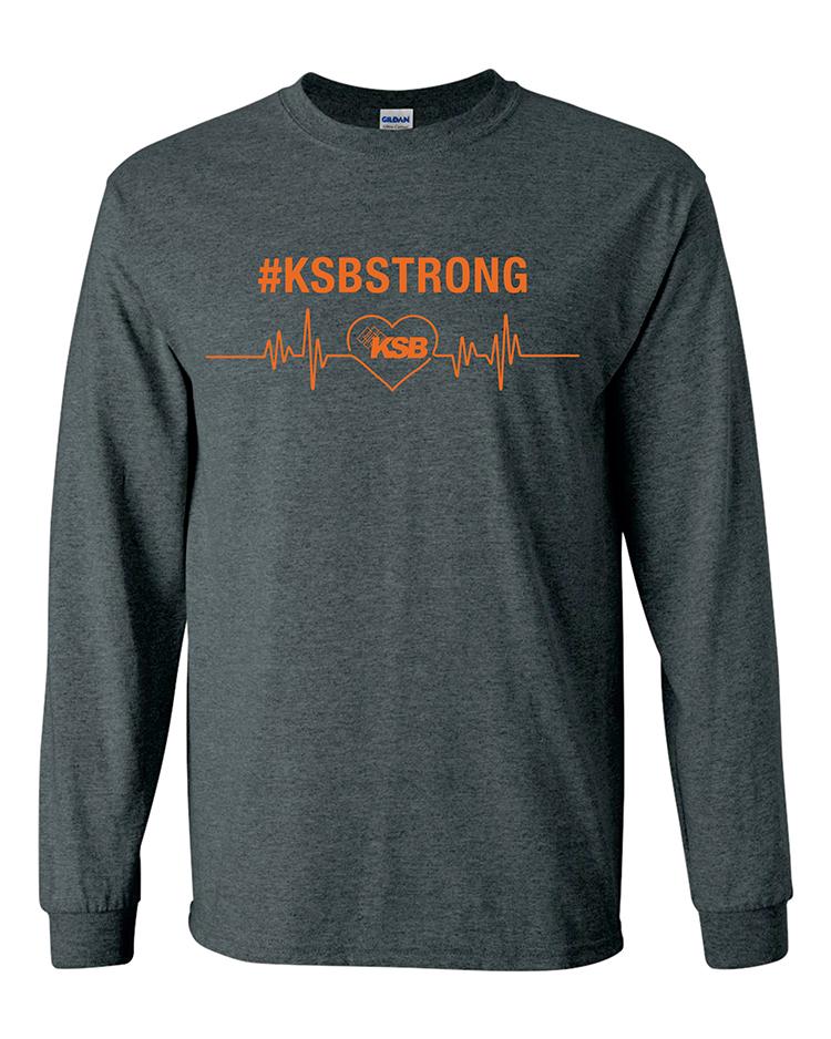 KSB Strong Gildan Long Sleeve