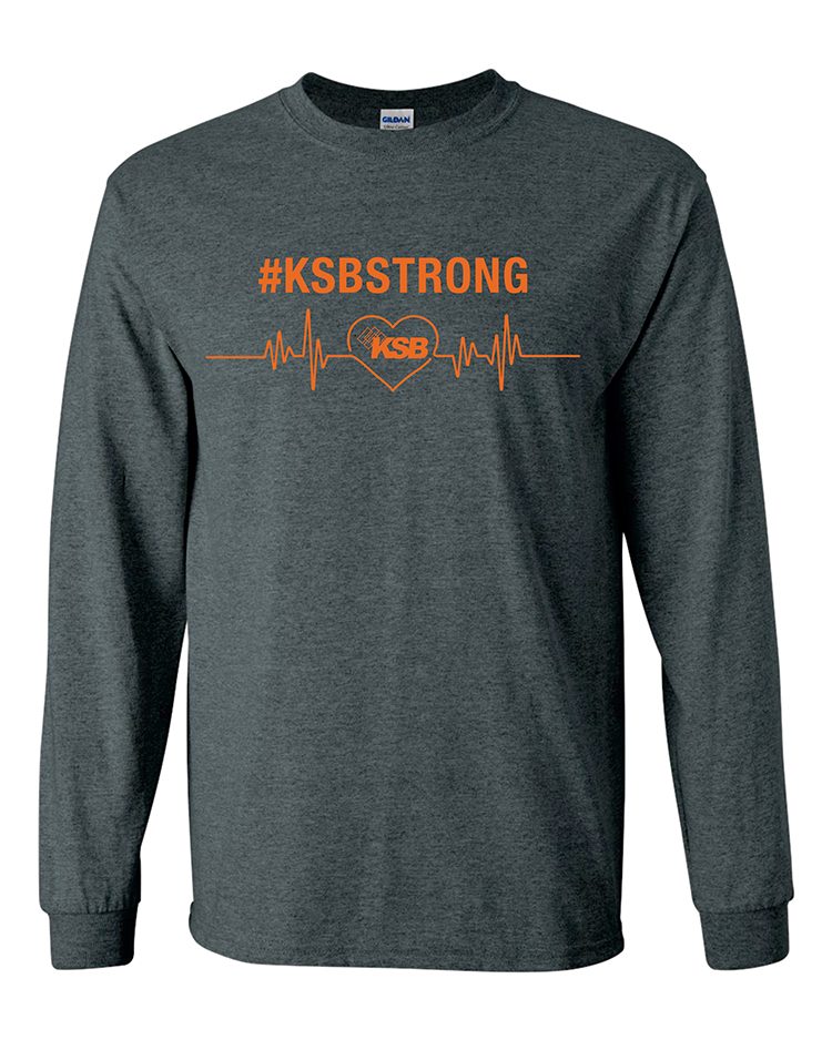 KSB Strong Gildan Long Sleeve