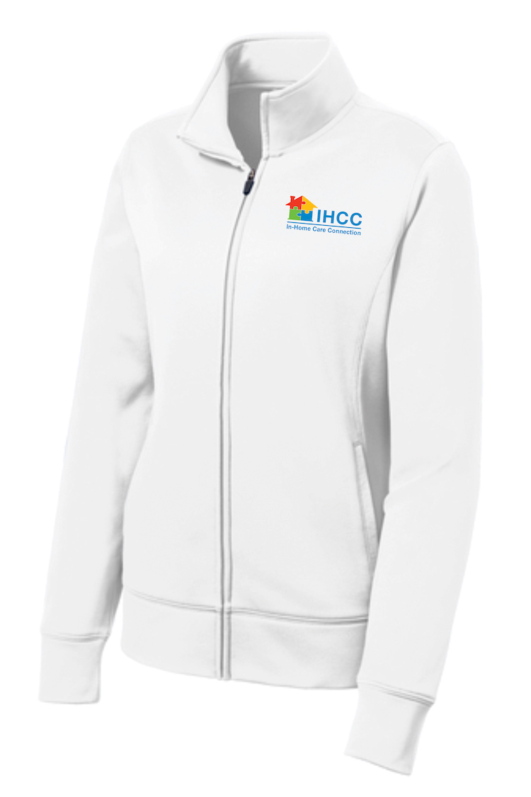In-Home Care Connection Sport Tek Ladies Jacket