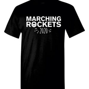 Rock Falls Marching Coronavirus T-Shirt