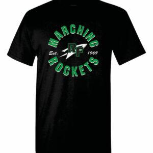 Rock Falls Marching Est. 1969 T-Shirt