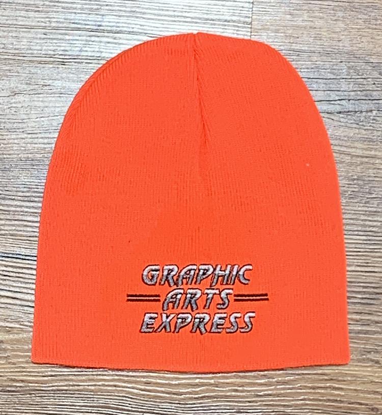 Graphic Arts Beanie Hat