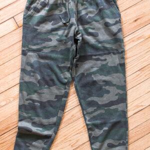 Women's Camo Sweatpants