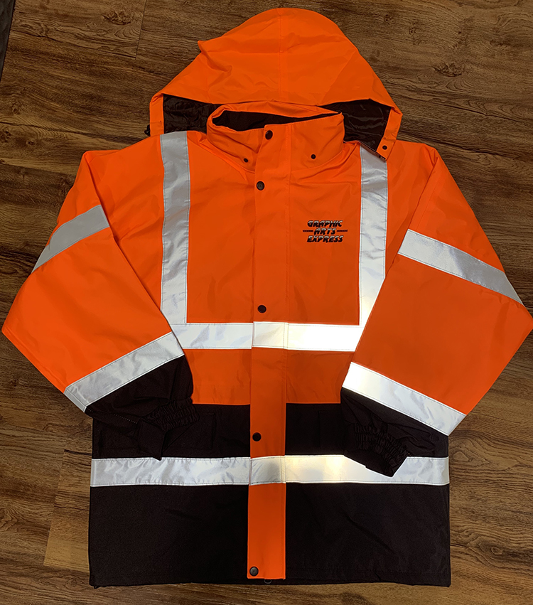 Graphic Arts Cornerstone Safety Jacket