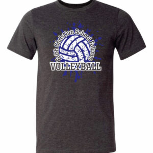 Faith Christian Volleyball T-Shirt