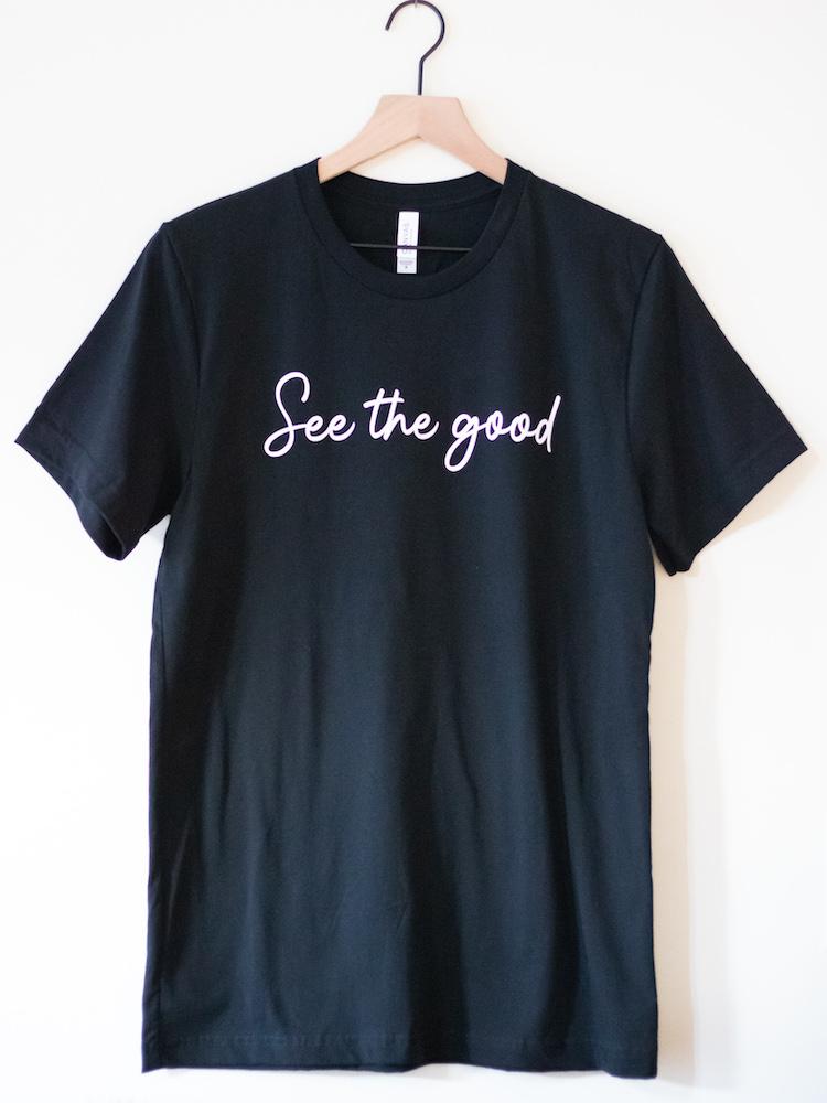 See the Good Bella Canvas T-Shirt