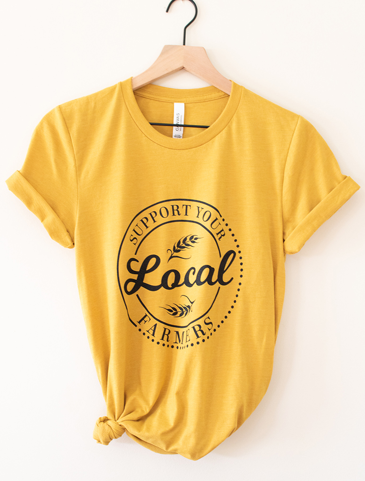 Support Farmers T-Shirt