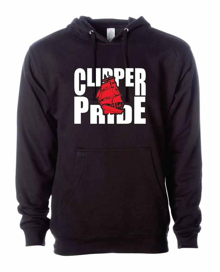 Amboy Clipper Pride Hoodie