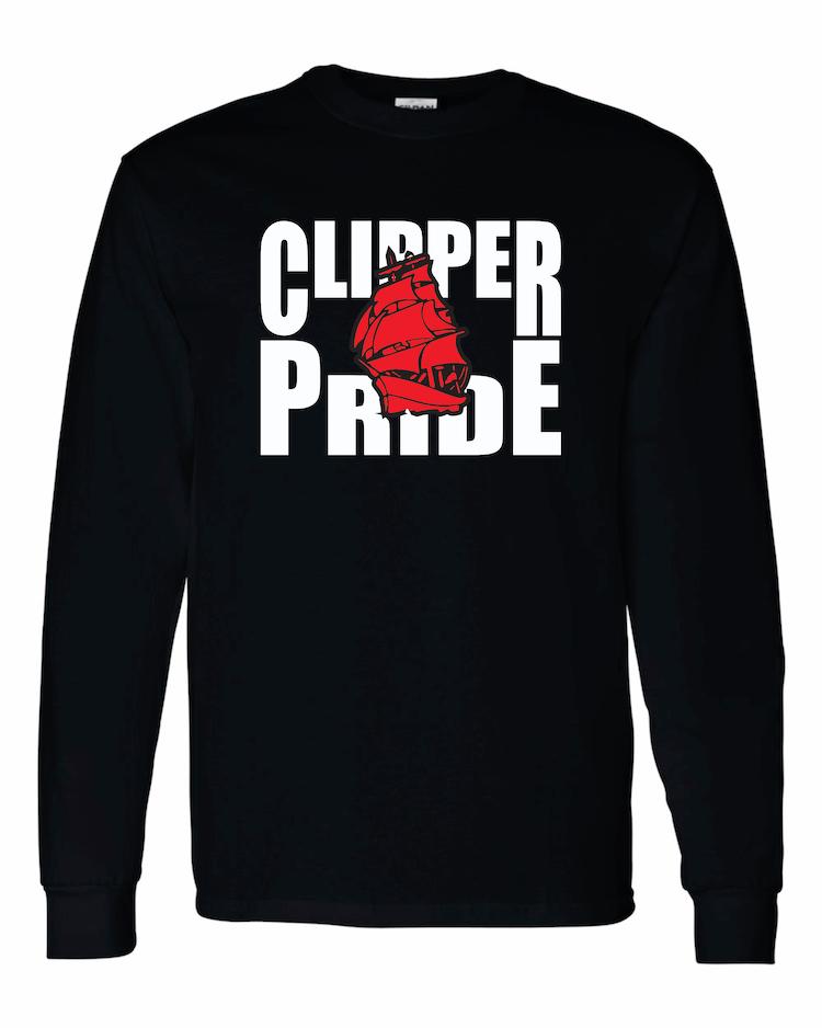 Amboy Clipper Pride LS T-Shirt