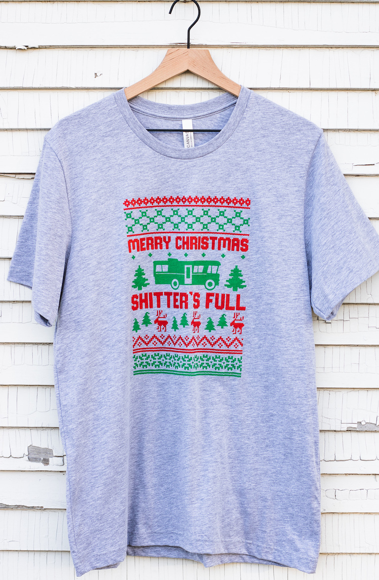 Shitters Full -Shirt