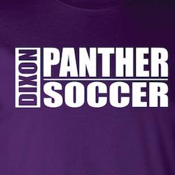 Dixon Panther Soccer