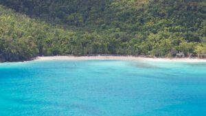 Hawksnest Bay Beach, St John, US Virgin Islands