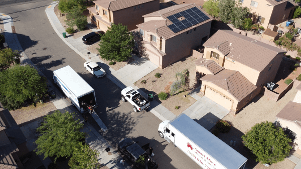 Smart Moving Company Tucson AZ