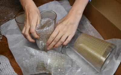 Packing Tips For Fragile Items