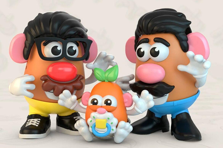 Mr.Potato Head Rebranded