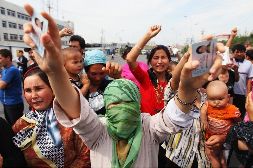 Chinese Government Painfully Strips Away Identity of Muslin Ethnic Minority Groups