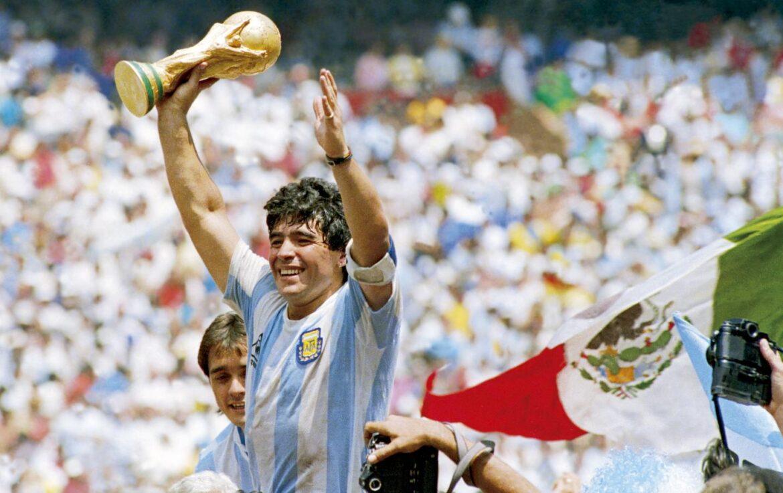 The Death of A Legend: Diego Maradona