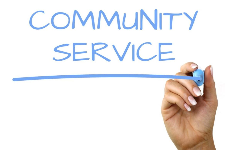 Community Service; A-La-Pandemic Style