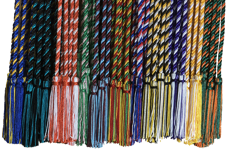Graduation and Cord Collecting: Pandemic Edition