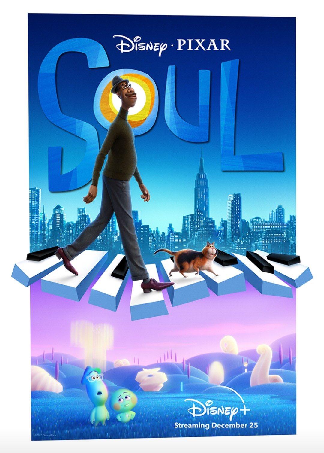 Pixar's movie Soul