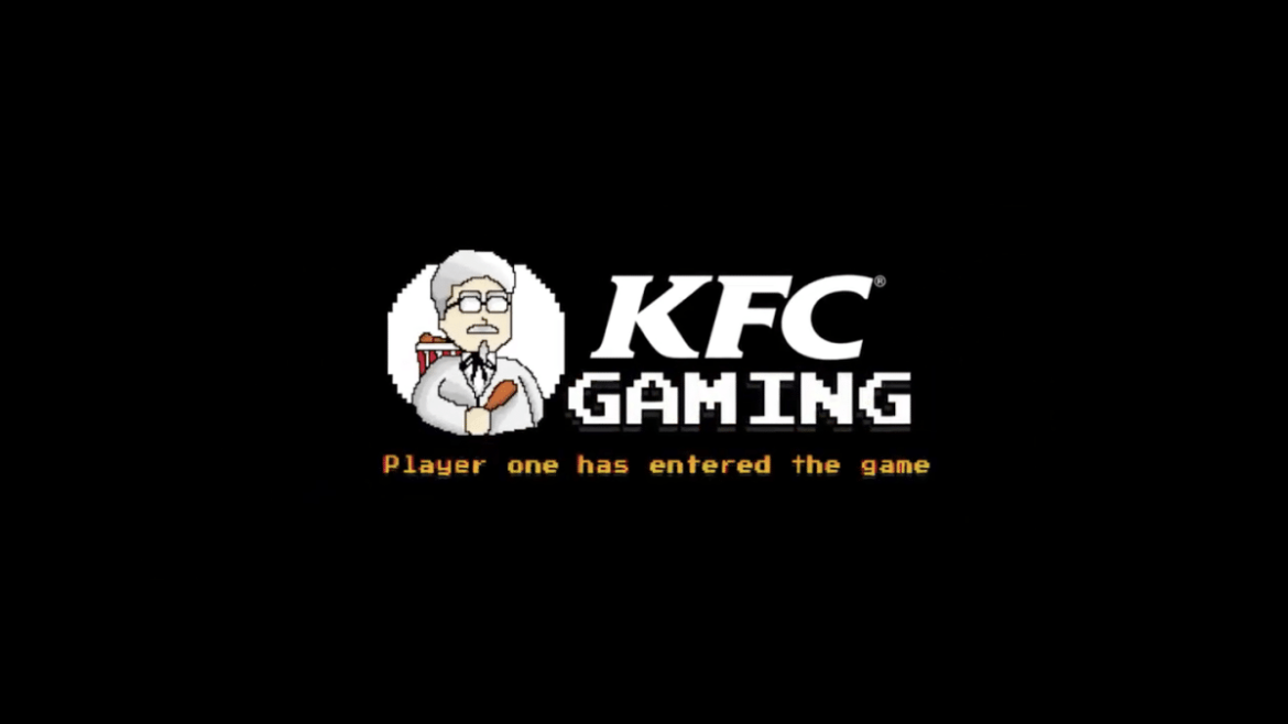 KFC and Gaming, A Strange Type of Combo